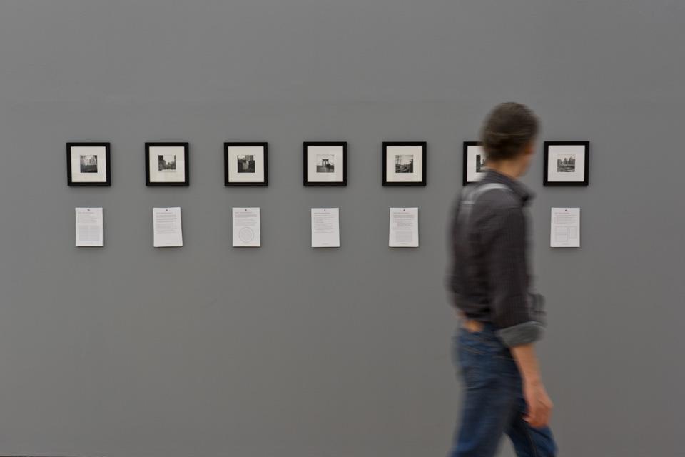 stadtreisen, photography, Kubus, Staedtische Galerie Hannover