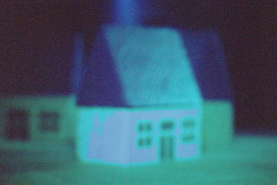 panoptical village, video installation, zkm karlsruhe, detail