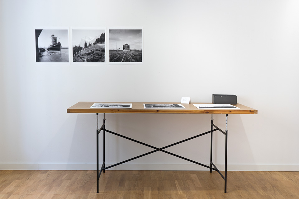 world in a room, exhibition 2017