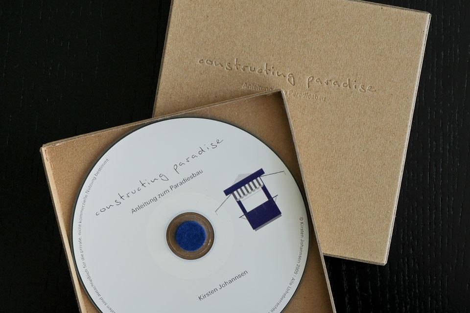 contructing paradise, CD