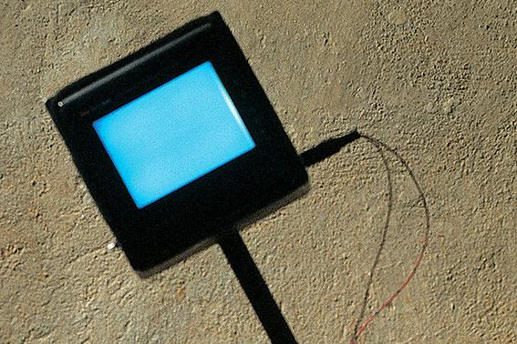 video object, videopendel